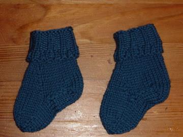 Little cousin's socks