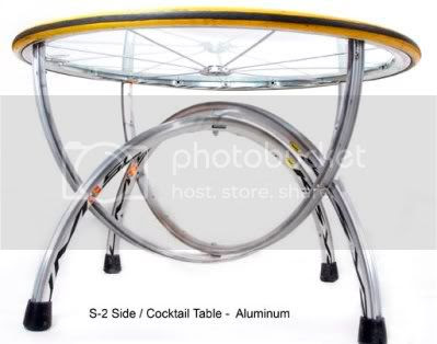 Bicycle Furniture (Table)