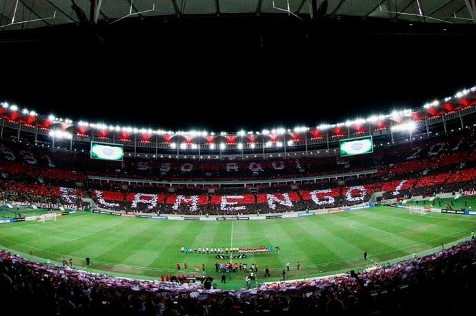 Flamengo leva mais de 60 mil ao Maracanã  (Foto: Divulgação/Flamengo)