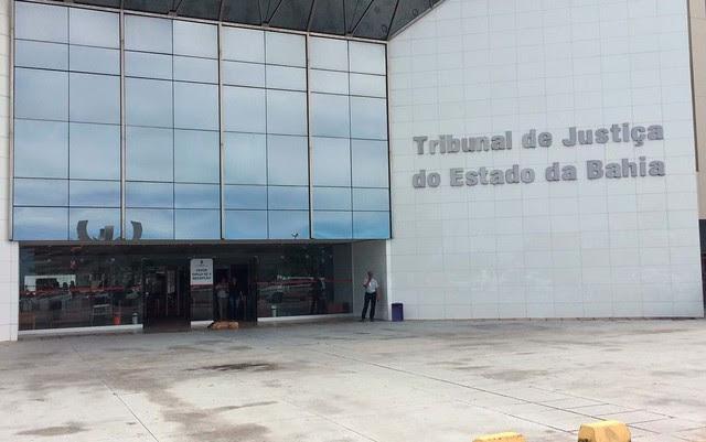 Operação da PF investiga vazamento de informações sob sigilo no Tribunal de Justiça da Bahia (Foto: Mauro Anchieta/TV Bahia