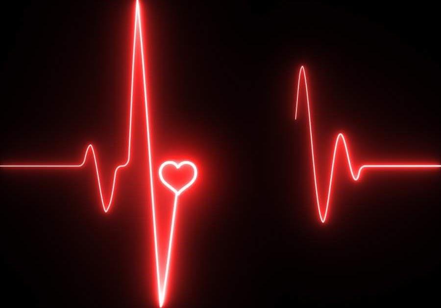 Death Heartbeat Wallpaper