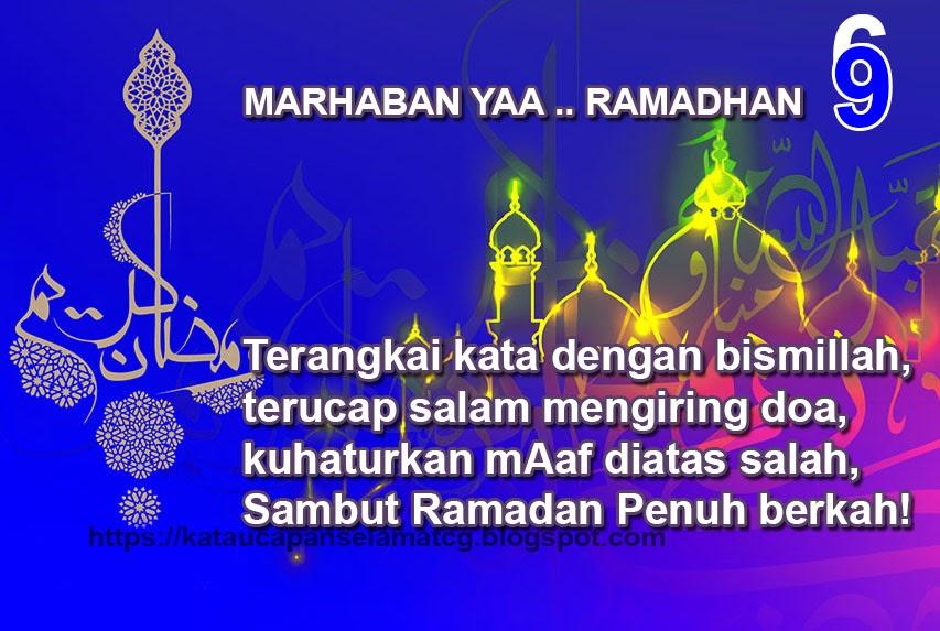 Kumpulan Unik Ucapan Maaf Menjelang Ramadhan 2019 ...