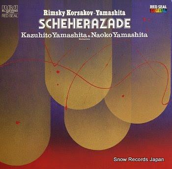 YAMASHITA, KAZUHITO & NAOKO YAMASHITA scheherazade