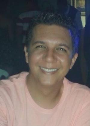 O professor universitário Rafael Adriano de Oliveira Severo, 37, foi encontrado morto neste sábado