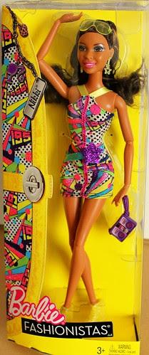 Nikki  fashionista  2012 by napudollworld