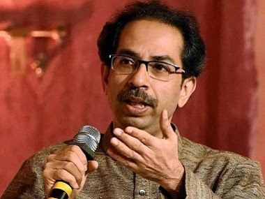 File image of Maharashtra chief minister Uddhav Thackeray. PTI