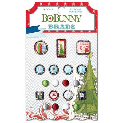 Bo Bunny Elf Magic Brads