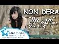 Chart Non Dera - My Love tangga lagu