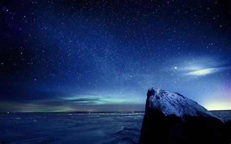 night sky theme  windows