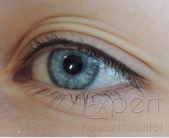 Permanent Make Up Vorher Nachher Bilder Augenbrauen Lippen Augenlider