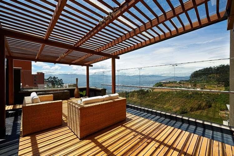 Deko Ideen: Windschutz Für Terrasse Und Balkon Wählen