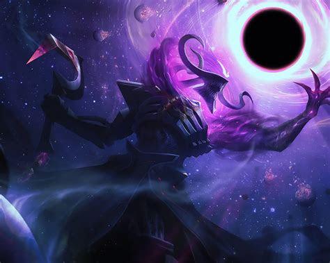 wallpaper dark star thresh league  legends  games