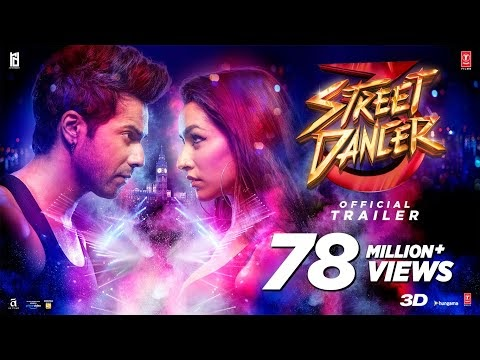 Streetdancer 3D {2020} ||  Full Hindi Movie downlaod 720 pre-DVDRip 700mb-download-leaked online by tamilrockers