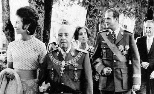 La dictadura perpetua y la monarquía en España