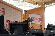 Teriakan 'Jokowi Dua Periode' Saat Peringatan HUT Partai Hanura...