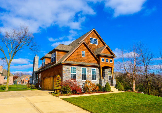 Front Elevation Craftsman Exterior chicago by