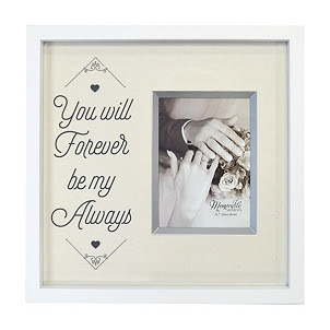 Forever Be My Always Wedding Picture Frame 5x7 Kirklands