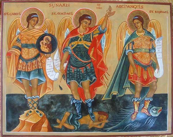 Archangels-Gabriel-Michael-and-Raphael