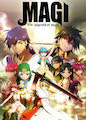 Magi: The Labyrinth of Magic - Season Magi: The Labyrinth of Magic
