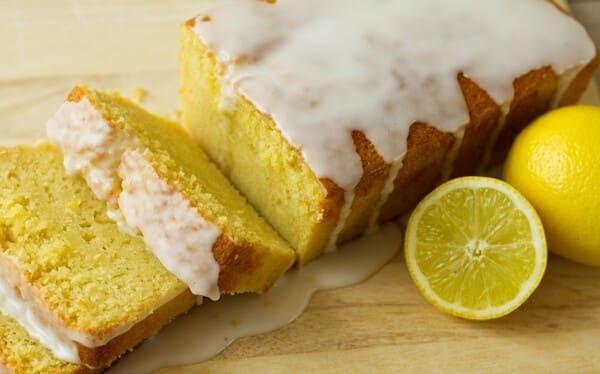 bolo de limão