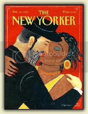 New Yorker Cover, February 15, 1993