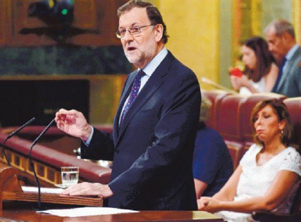 ESPAÑA: Rajoy jura este lunes su cargo ante el rey