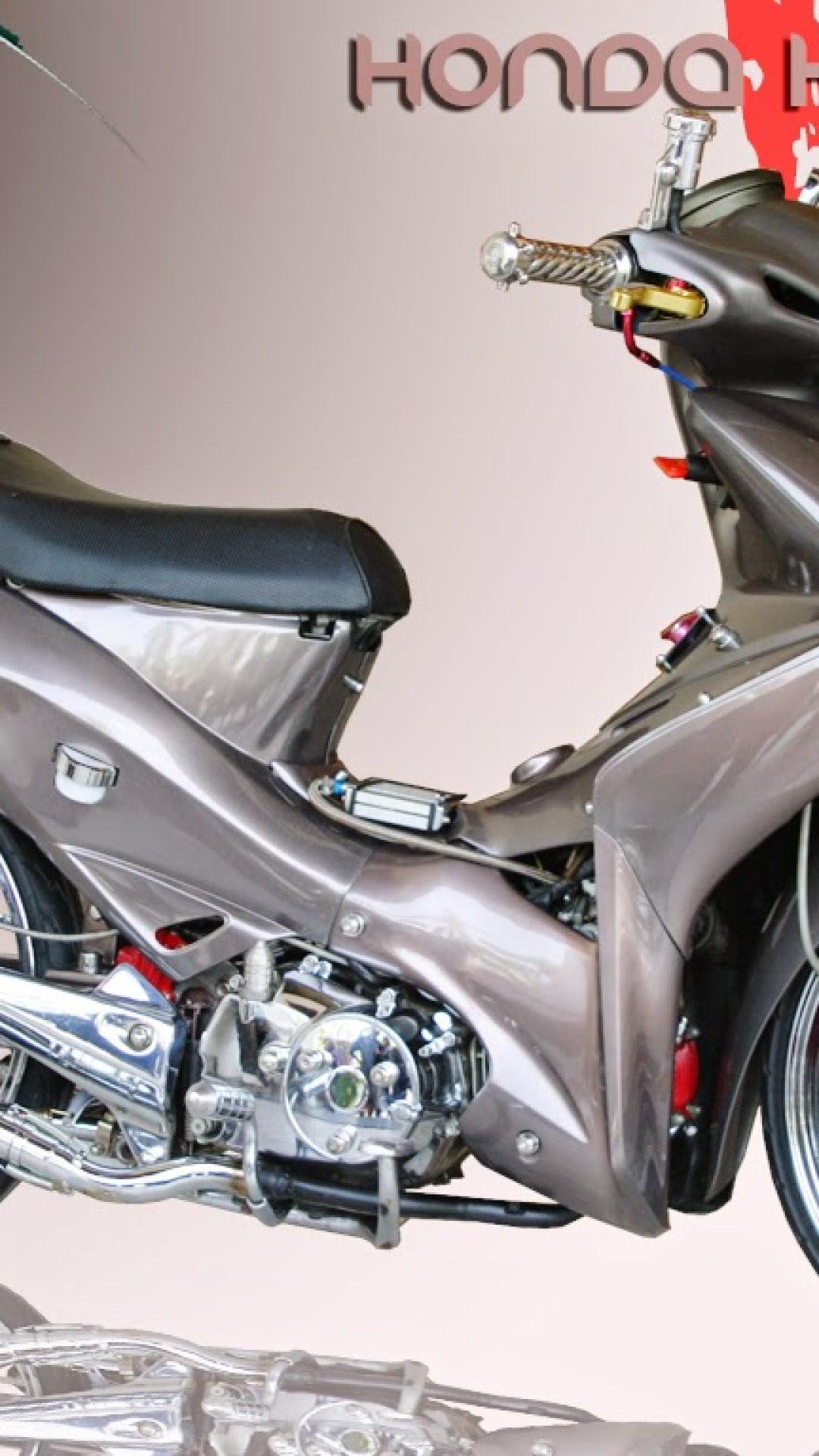 96 Modifikasi Motor Absolut Revo Ceper Terbaik Kempoul Motor