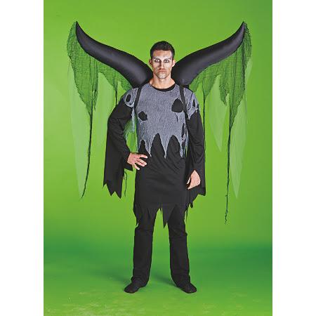 Asda Fallen Angel Inflatable Wings