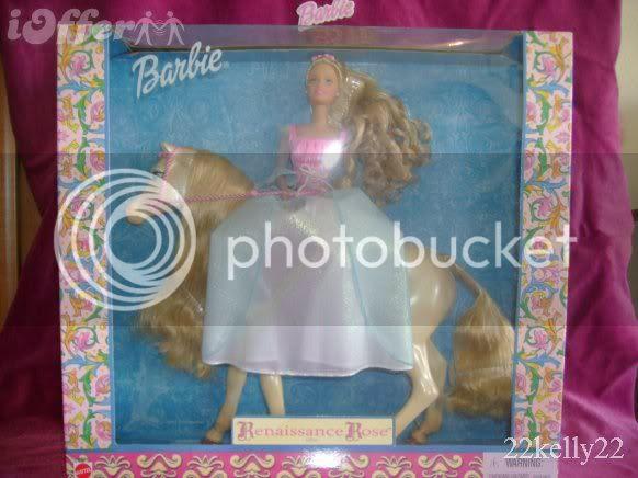 2000 Renaissance Horse