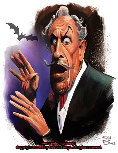 vincent-price-happy-halloween by caricaturas