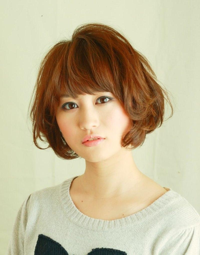 ショートヘアスタイル パーマ - ショートのヘアスタイルギャラリー Rasysa(らしさ)