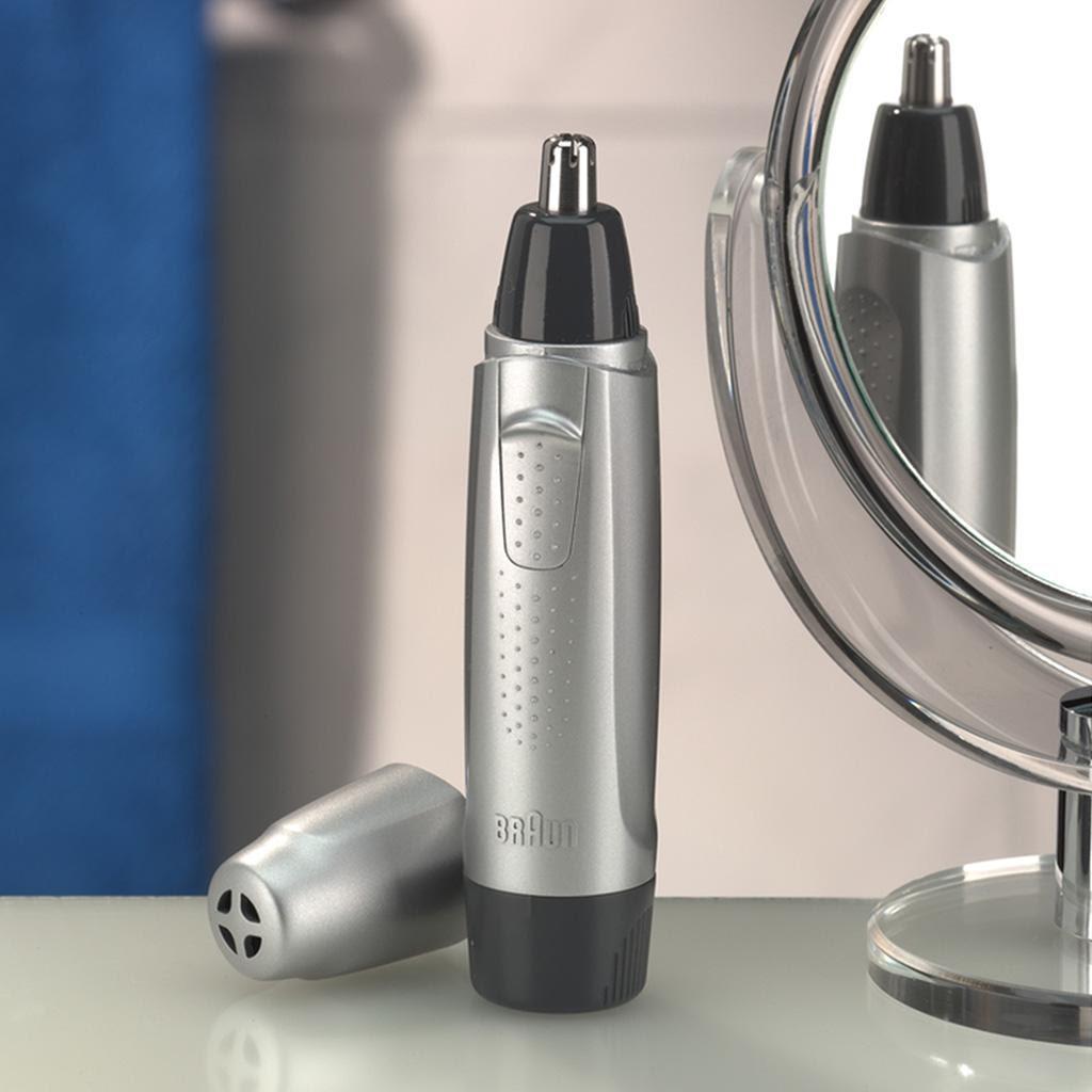 Amazon com Braun Ear and iNose Hair Trimmeri Beauty