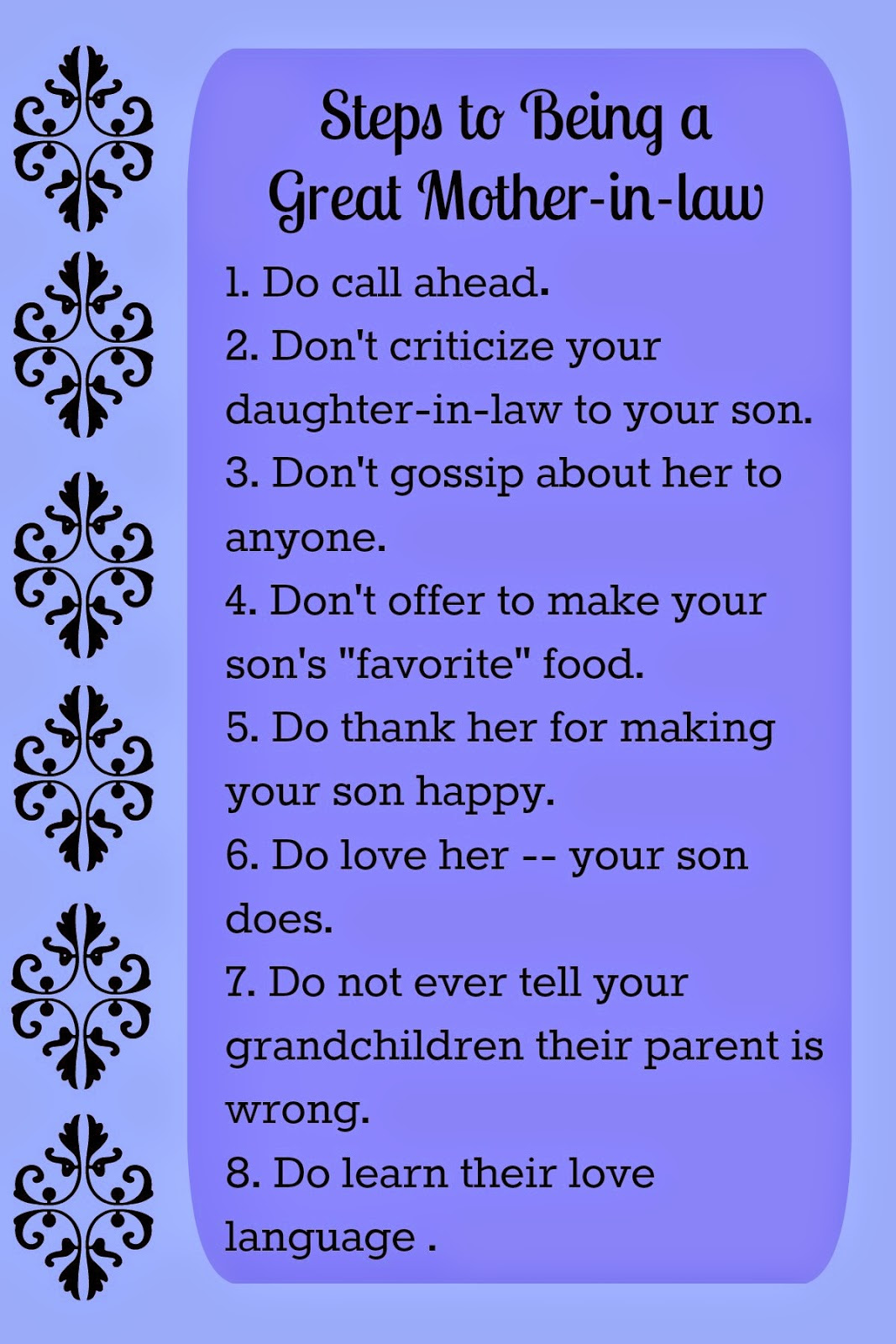 Quotes About Being A Good Mother In Law Nemetasaufgegabeltinfo