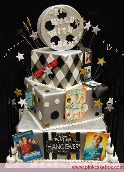Movie Themed Bar Mitzvah Cake » Bar Mitzvah Cakes