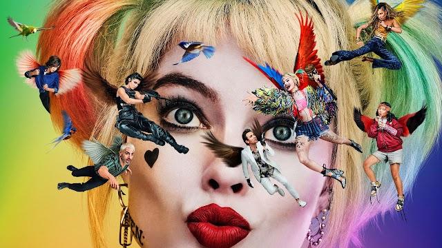 Birds of Prey (2020 film) imvfx