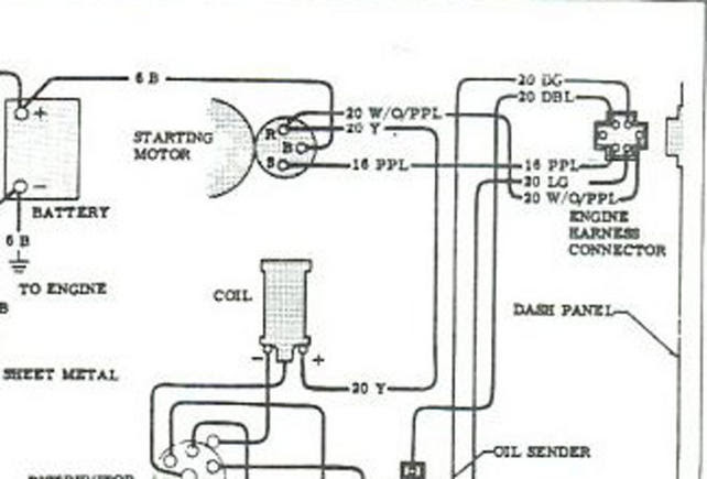 Diagram  1972 Chevy C10 Ignition Switch Wiring Diagram