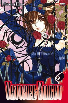 Couverture Vampire Knight, tome 06