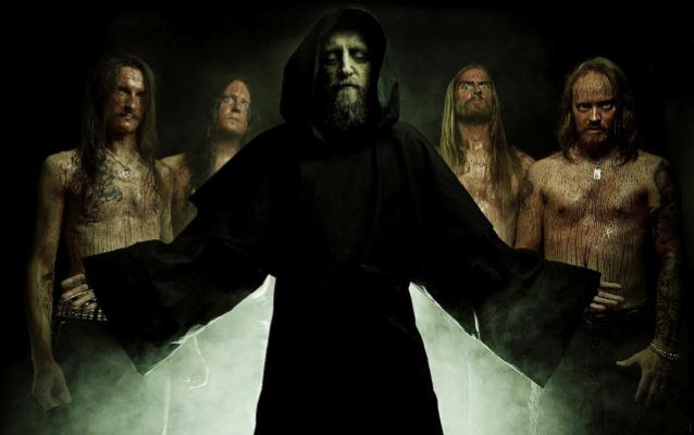 BLOODBATH Recruits PARADISE LOST's NICK HOLMES As Its New Singer