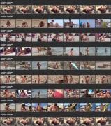 Girls Nude Nudist Beach Voyeur Ass Pussy Tits (NudeBeach sb15016-15023)