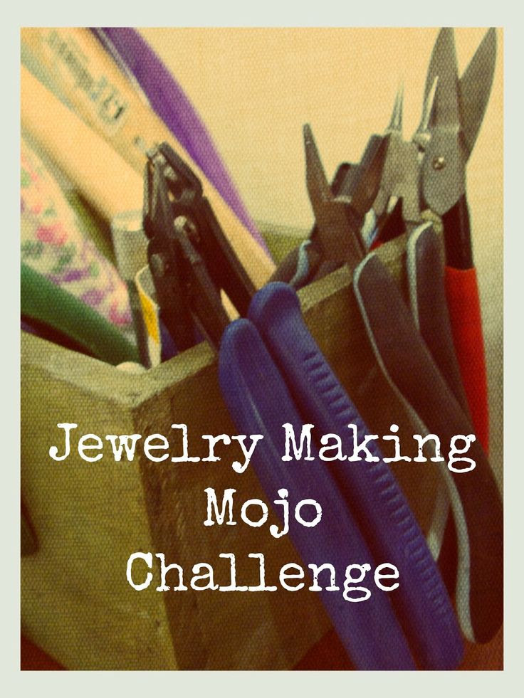 Humblebeads Blog: Jewelry Making Mojo Challenge