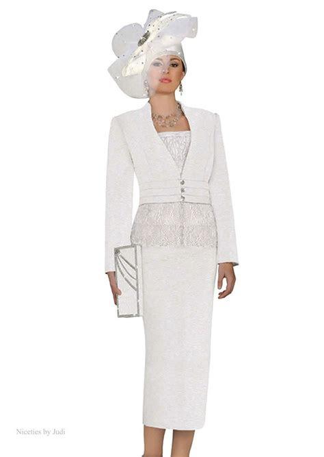 ben marc   white bridal wedding womens church
