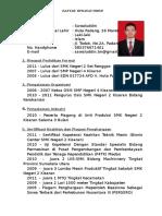 Contoh Surat Lamaran Kerja Pt Epson Batam Kumpulan Contoh Gambar