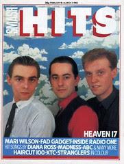 Smash Hits, February 18, 1982