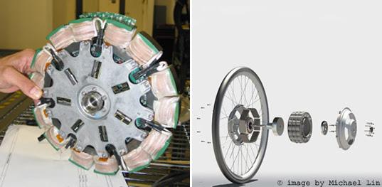 green wheel, mit smart cities program, sustainable transportation, electric bike conversion, green design, energy efficient transportation, electric bicycle