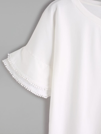 Deep V Neck Short Sleeve T-shirts yaletown fashion nova and