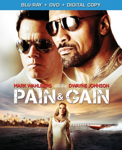 Pain and Gain (2013) BRRip