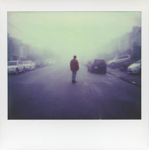 sophisticated-simplicities:  Figure in the Mist by Aliya Dan on Flickr.