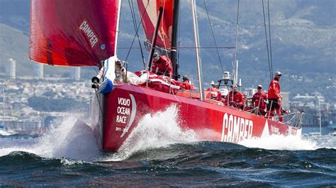 Cape town the volvo ocean race port wallpaper   (94201)