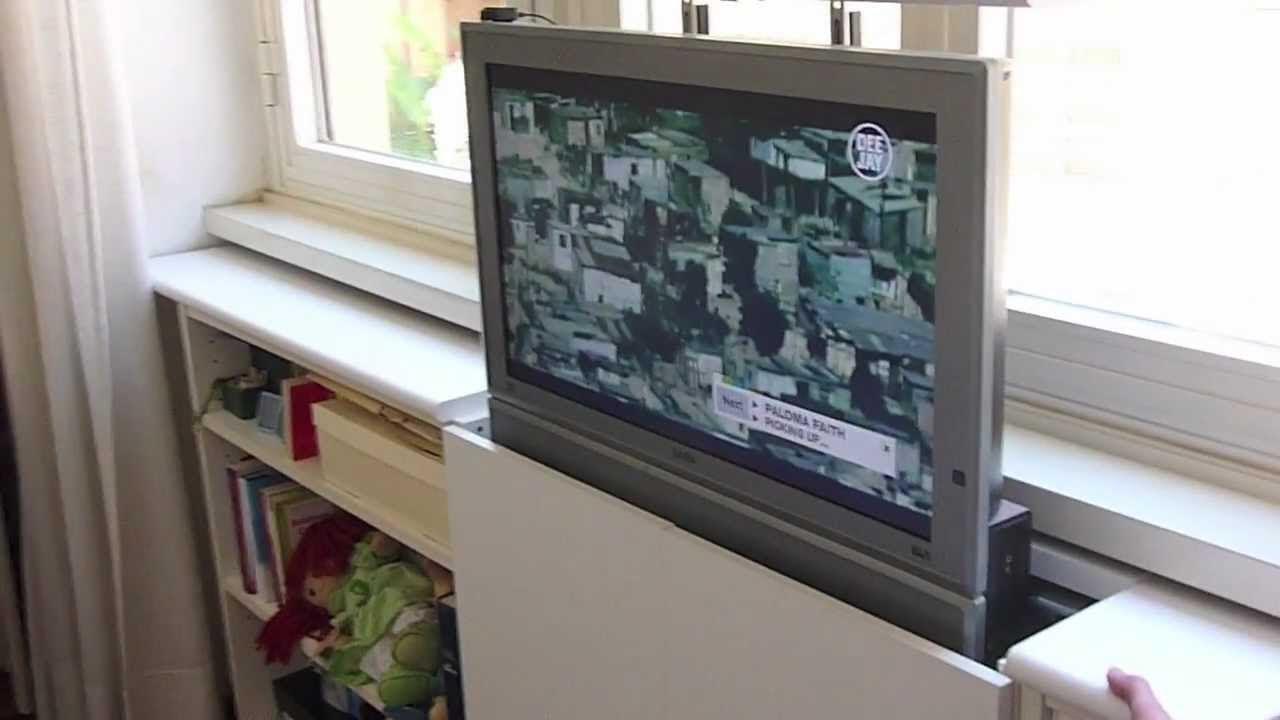 Fernseher Im Schlafzimmer Verstecken - Garten Deko 101