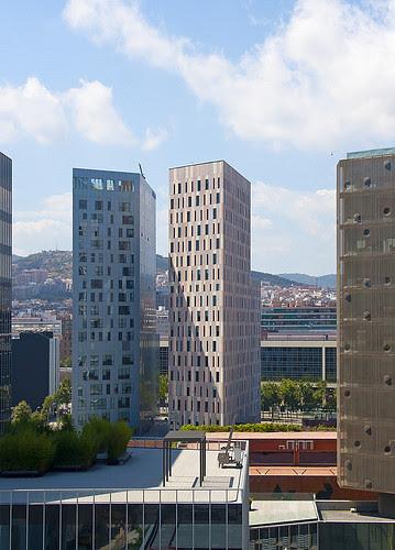 Diagonal 197, Campus Audiovisual, 22@, Barcelona, Spain